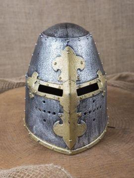 Casques, coiffes et chapeaux médiévaux