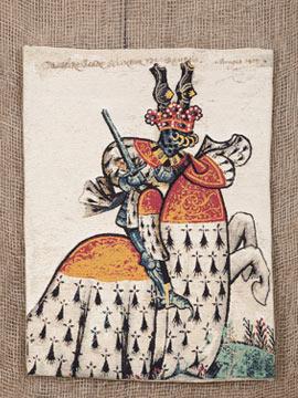 Tentures et Tapisseries Médiévales