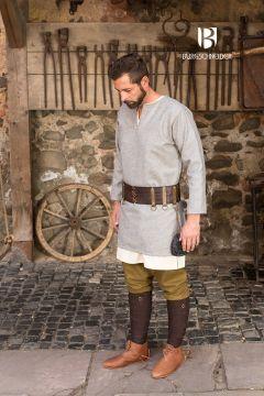 Tunique en laine Lodin en gris