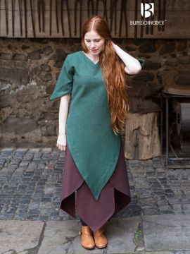 Tunique Laylin verte XL