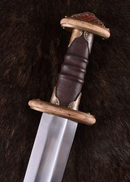 Épée Sutton Hoo, 7e siècle