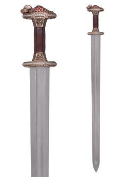 Epée Suédoise ère Vendel, avec fourreau