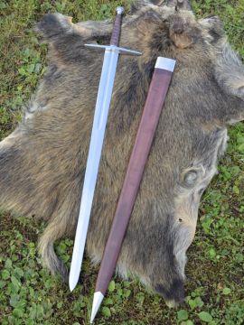Epée à 2 mains avec fourreau