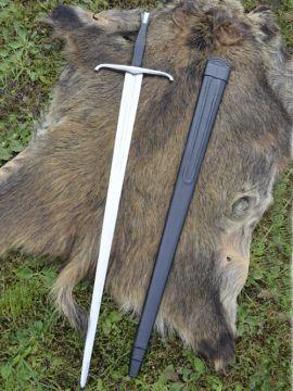 Epée italienne à une main et demi, avec fourreau