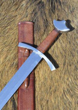 Epée de Chevalier du Haut Moyen-Age, adaptée au combat