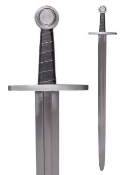 Epée de combat du haut moyen âge