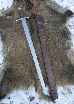 Epée de Sir William Marshall avec fourreau