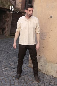 Pantalon Viking Fenris en marron