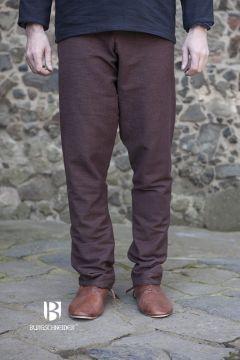 Pantalon Viking Thorsberg en marron