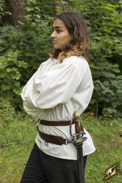 Ceinture porte-épée GN marron