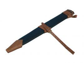 Fourreau en cuir pour épée LARP