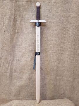Epée à 2 mains en bois