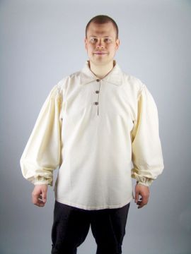 Chemise à col