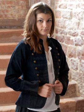 Veste d'uniforme pour femme