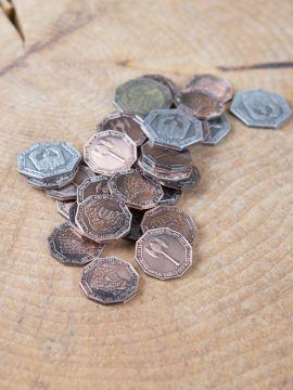 Pièces de monnaie GN
