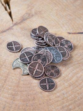 Pièces de monnaie GN Barbares