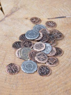Pièces de monnaie GN Orc
