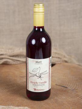 Hydromel cerise- vanille 6 bouteilles