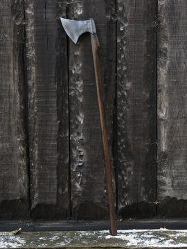 Hache danoise 150 cm