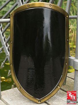 Bouclier Normand pour GN, noir