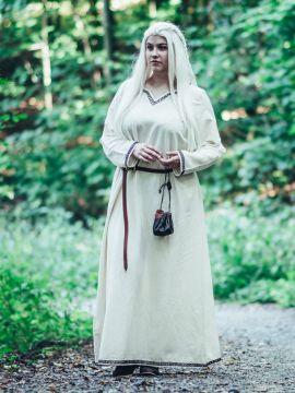 Robe Viking Tarja écrue