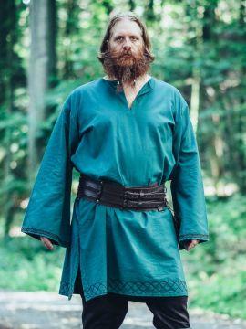 Tunique viking Einar en vert