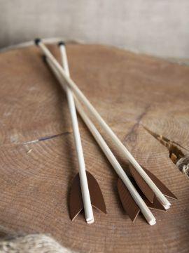 Flèche en bois de rechange