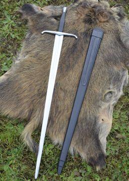 Epée batarde italienne avec fourreau