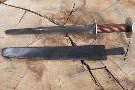 Dague à rouelle