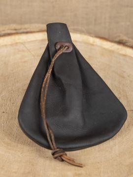 Pochette en cuir Jakob, 15 cm