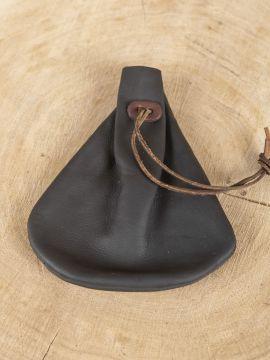 Pochette en cuir Jakob, 20 cm