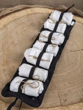 Porte rouleaux de bandage Khaya