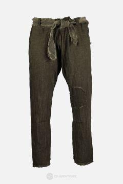 Pantalon Buri vert
