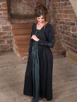 Robe médiévale bi-matière L