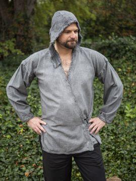 Veste croisée Enso, grise