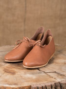 Chaussures médiévales Constance