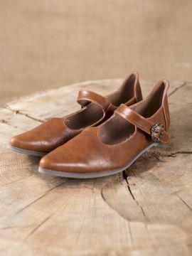 Chaussures femmes Herzelinde, marron
