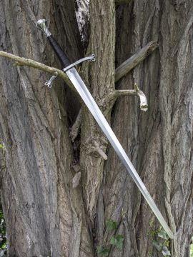 Épée médiévale de combat