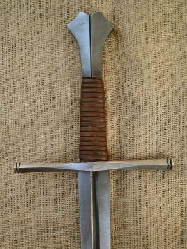 Épée à une main avec pommeau poisson SK-A