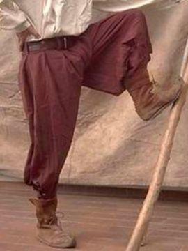 Pantalon lansquenet