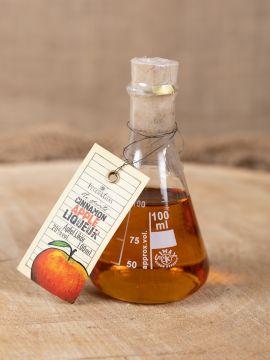 Liqueur de pomme à la cannelle