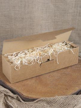 Boîte cadeau format long