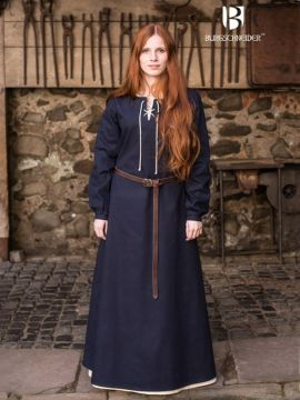 Robe Cilie bleu roi