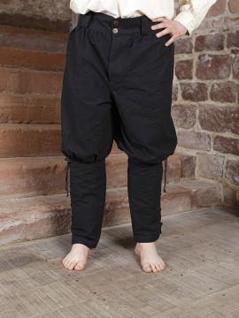 Pantalon Viking en noir