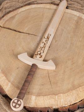 Épée Templier en bois, personnalisable