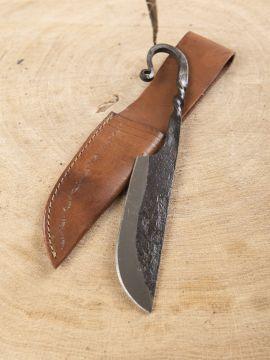Couteau médiéval classique avec étui