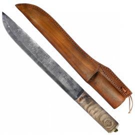 Long couteau médiéval