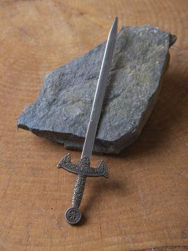 Ouvre-lettre épéeTemplière