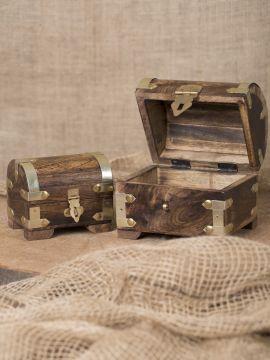 Cassettes à trésor