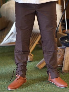 Pantalon Kergon marron